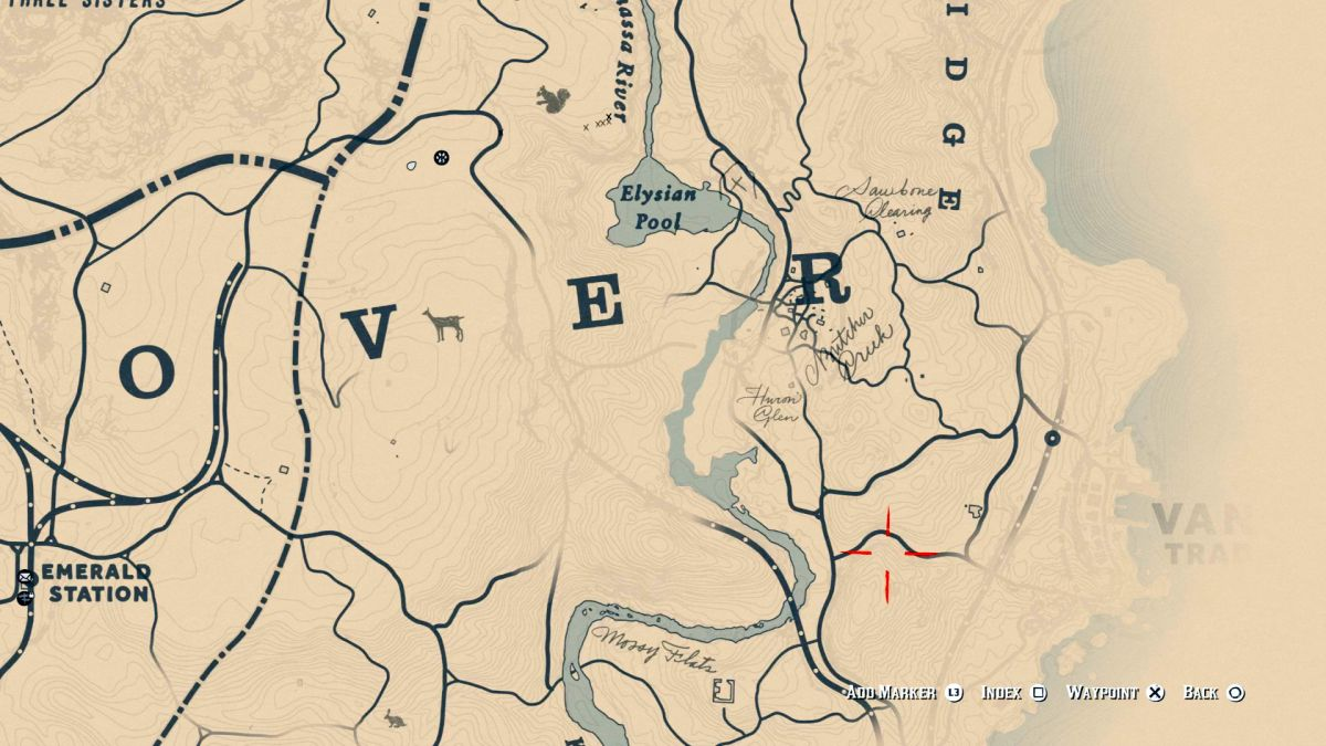 How to find and solve the secret Red Dead Redemption 2 Poisonous Trail treasure hunt