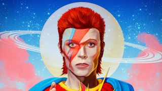 David Bowie in Classic Rock