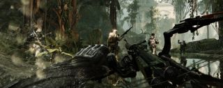 Crysis 3 bow attack
