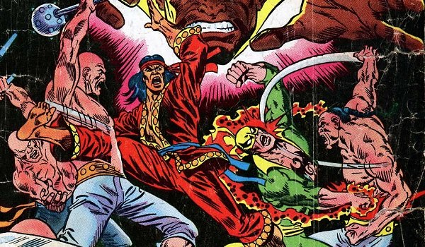 Shang-Chi Iron Fist Marvel