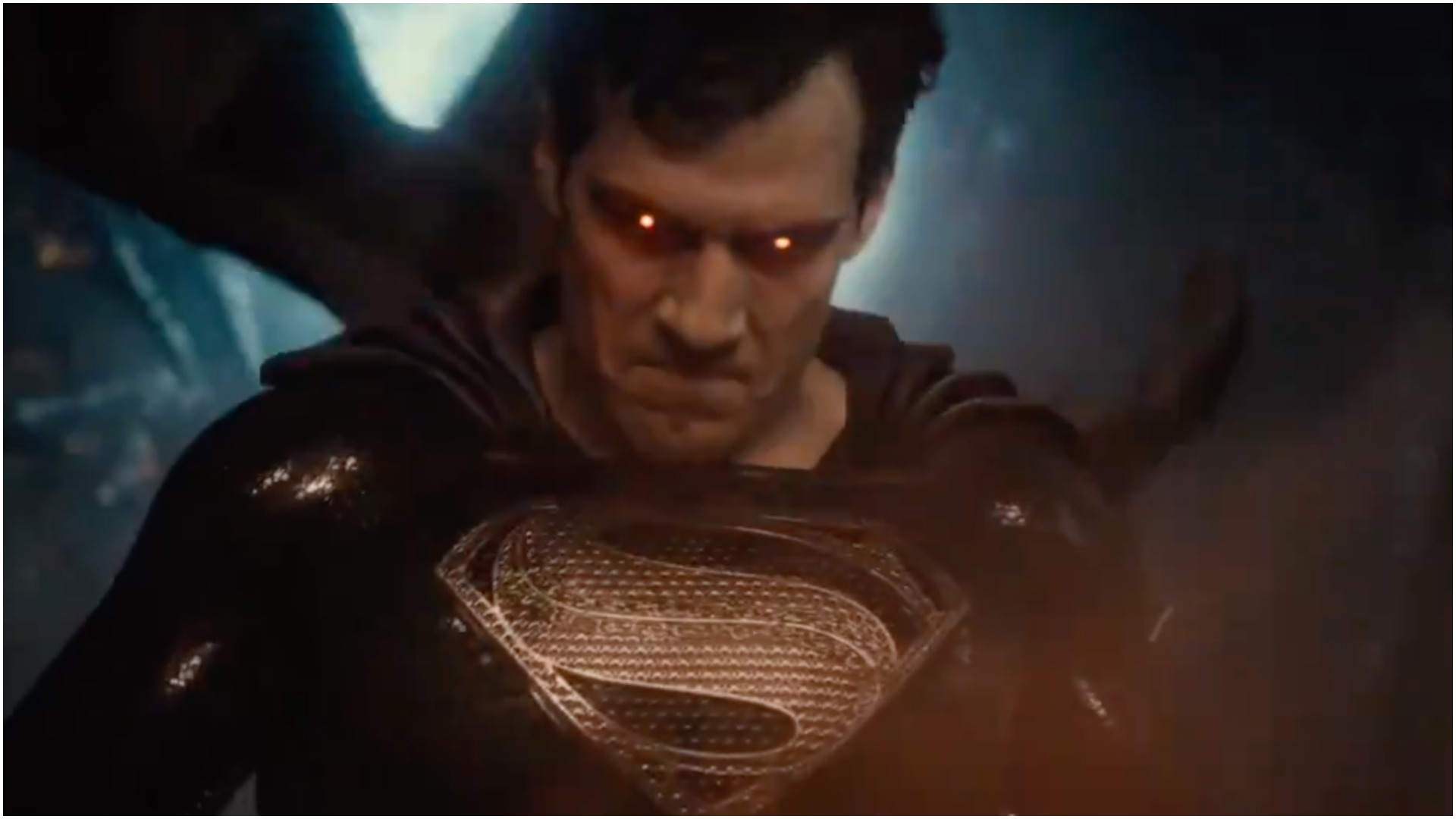 Superman en la Liga de la Justicia de Zack Snyder