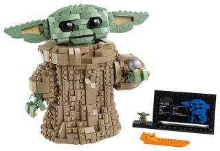 "Lego's The Child set will let you build your own Baby Yoda from ""The Mandalorian"" TV series on Disney Plus."