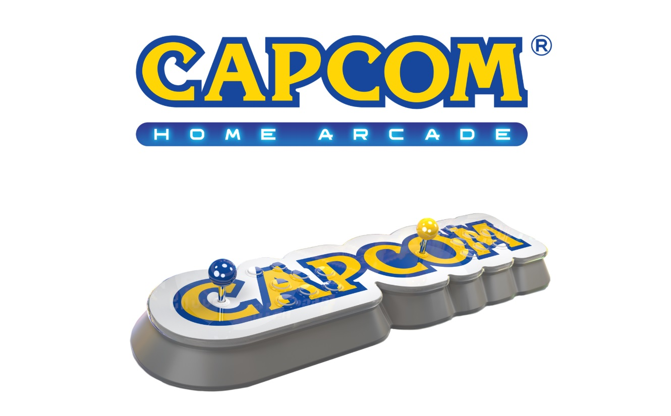 Capcom's new plug-n-play arcade system is an absolute unit