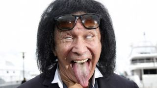Gene Simmons of Kiss: controversial rock star