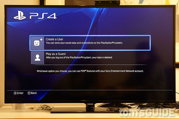 How To Create Your Playstation 4 Profile Tom S Guide Tom S Guide
