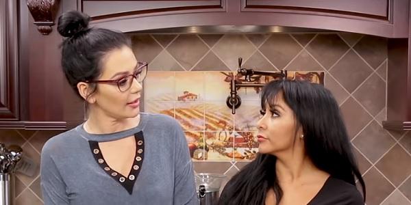 JWoww and Snooki Moms With Attitude Via YouTube