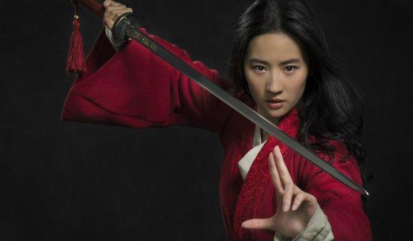 Mulan Disney Liu Yifei