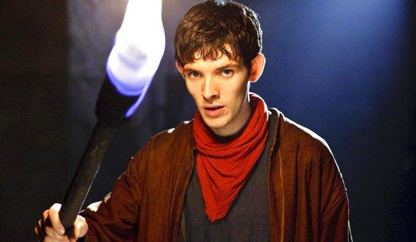Merlin in Harry potter?