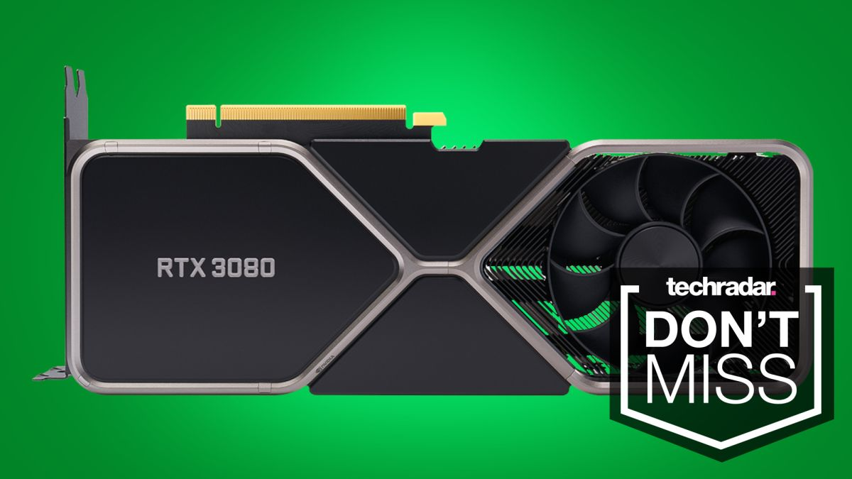 Where to buy Nvidia RTX 3080: where to find stock – TechRadar