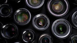Fujifilm X-mount lenses