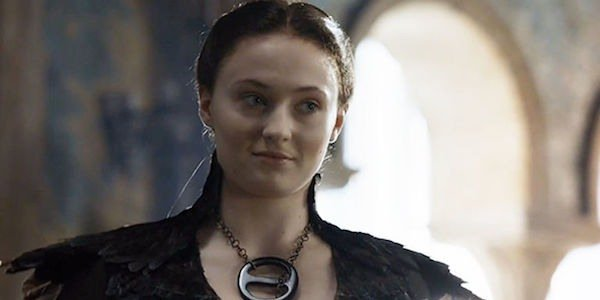 Sansa Stark Sophie Turner Game of Thrones HBO