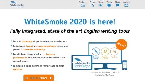 WhiteSmoke Writing Enhancement review