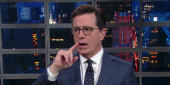 The Fun Way Stephen Colbert's Late Show Celebrates Beating The Tonight Show Each Week