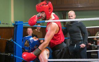 Coronation Street spoilers: David Platt beats Gary to a pulp!