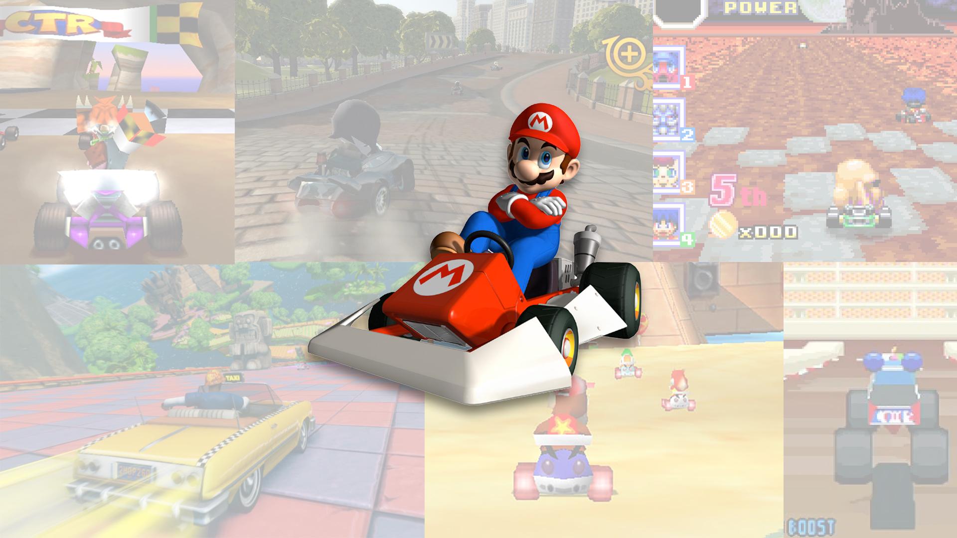 The best Mario Kart games (that aren't Mario Kart) | TechRadar