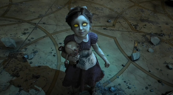 Bioshock S Little Sisters Were Almost Very Different Cinemablend