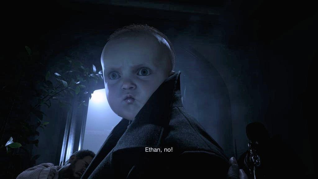 Resident Evil Village's baby Chris mod comes full circle