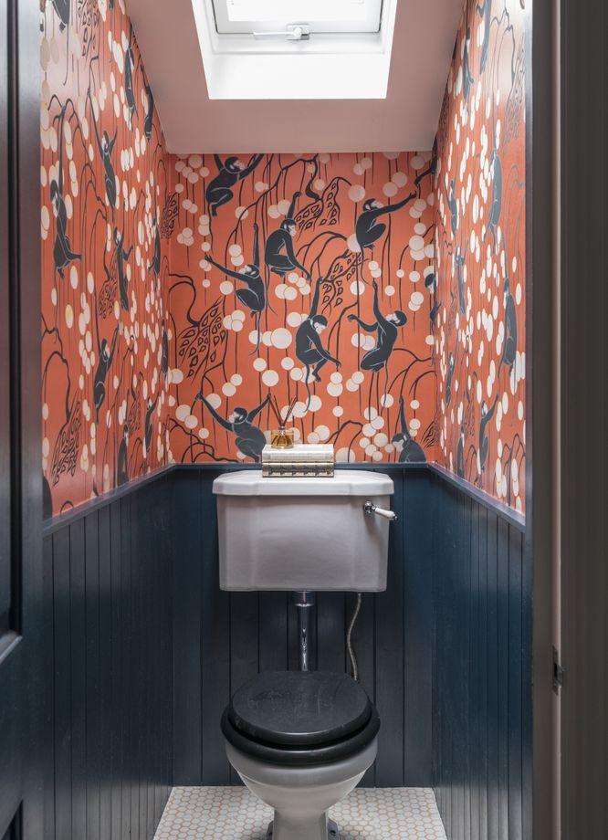 Modern Cloakroom Ideas Cloakrooms Powder Rooms Decor