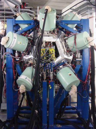 Facility used to study 'doubly-magic' tin atoms