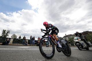 Giro dItalia 2021 104th Edition 1st stage Torino Torino 86 km 08052021 Alberto Bettiol ITA EF Education Nippo photo Luca BettiniBettiniPhoto2021