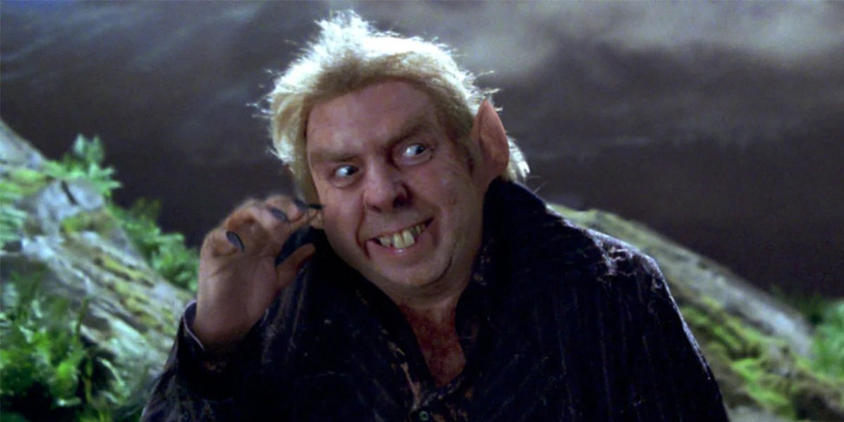 Timothy Spall as Peter Pettigrew