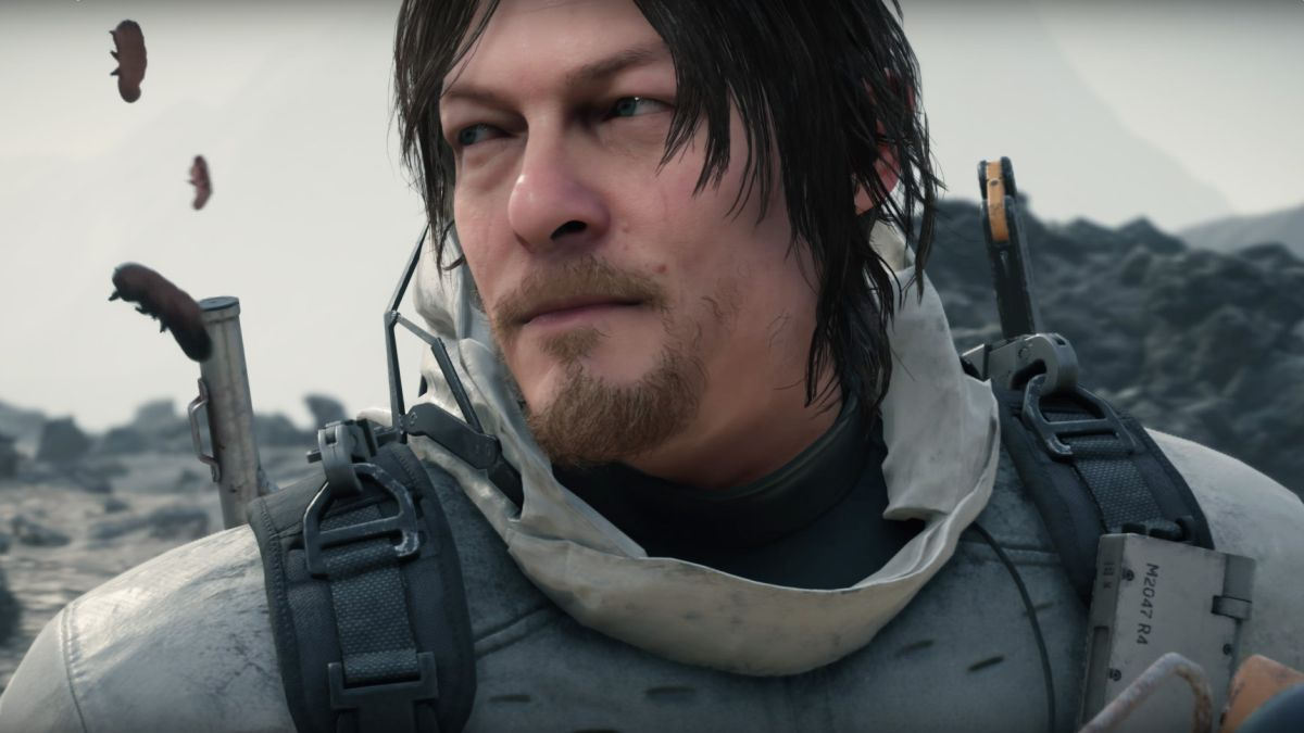 Hideo Kojima & Norman Reedus are about to finally dish the dirt on Death Stranding
