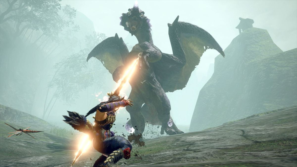 Monster Hunter Rise gets 3 Elder Dragons, layered armor, Apex hunts, and a roadmap of things to come