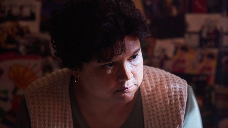NATASHA PEREZ as YOLANDA SALDIVAR in Episode 208 of SELENA LA SERIE Temporada 2
