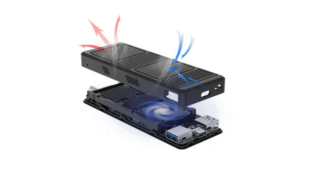 HDMI Stick PC này có một tính năng độc đáo không tìm thấy ở nơi nào khác