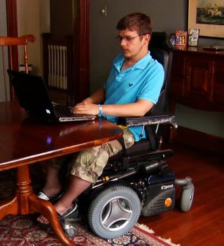 Ryan Ballou, of Pittsburgh, Duchenne Muscular Dystrophy