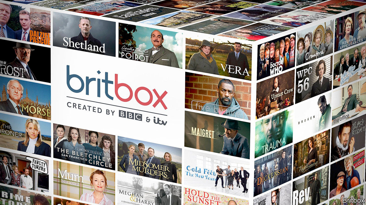 BritBox UK streaming service opens its doors with Channel 4 on board