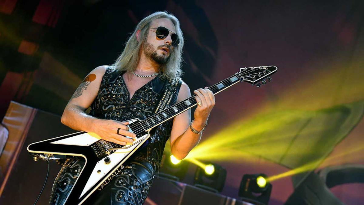 Judas Priest postpone US tour, Richie Faulkner hospitalised with heart problems