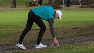 Rules of Golf: Immovable Obstruction
