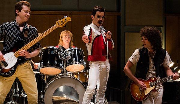Queen in Bohemian Rhapsody