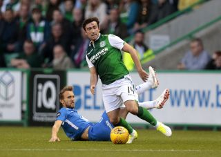 Hibernian v Molde – UEFA Europa League – Third Qualifying Round – First Leg – Easter Road