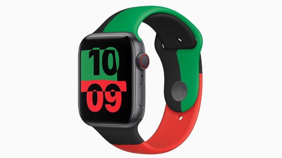Apple Watch 6 is getting a limited Black Unity edition – TechRadar