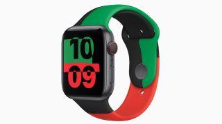 Apple Watch 6 Black Unity