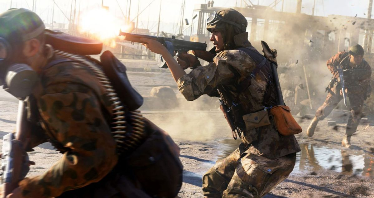 Battlefield 5 players report game freezes when they check a specific menu