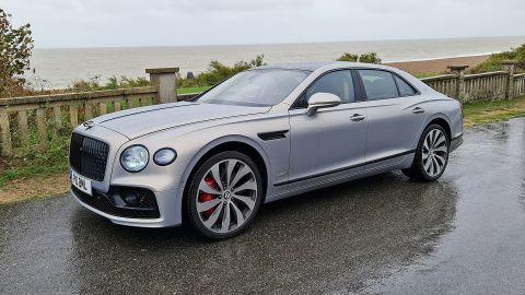 Naim for Bentley premium audio system review