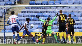 Reading v Brentford – Sky Bet Championship – Madejski Stadium