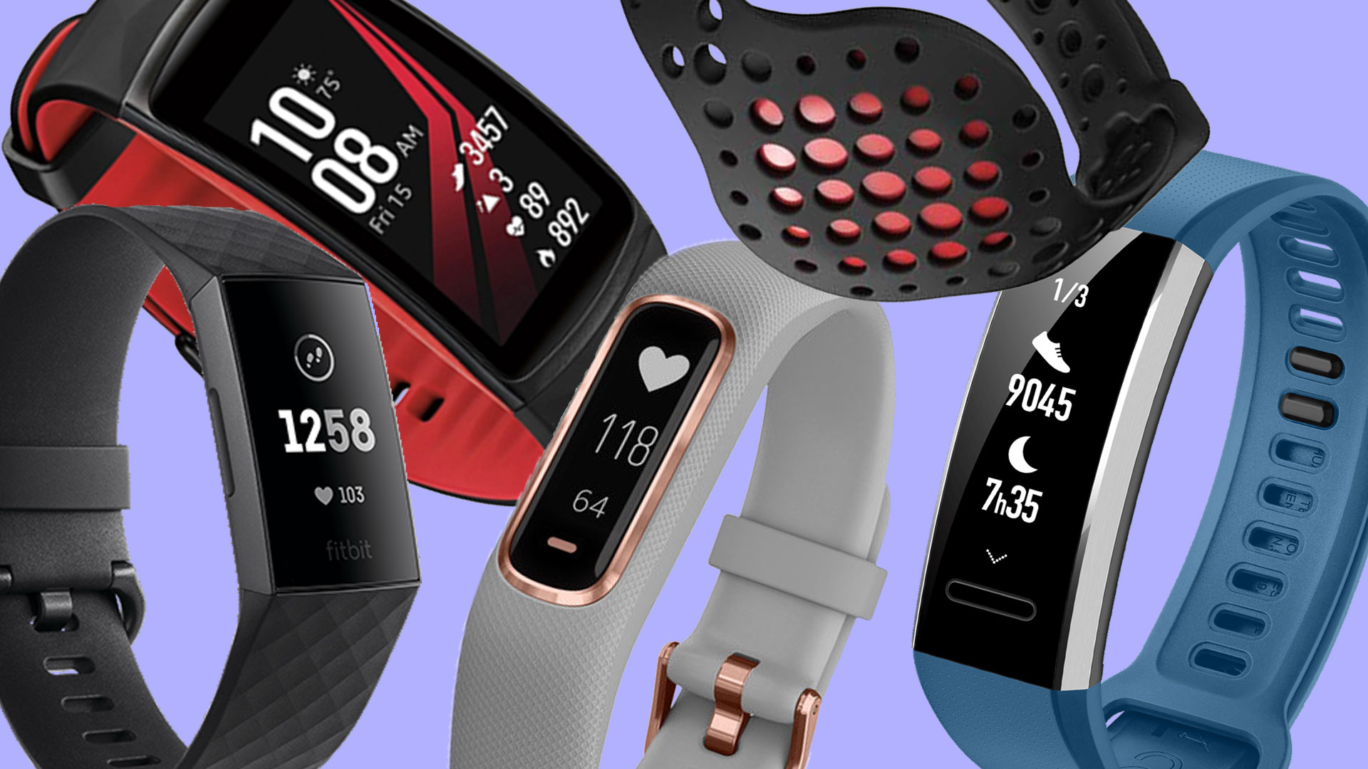 0be886abd7c4f6 Best fitness tracker 2019: the top 10 activity bands on the planet ...