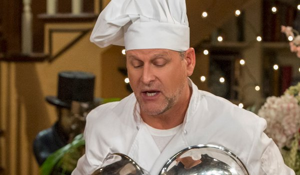 joey as a chef on fuller house