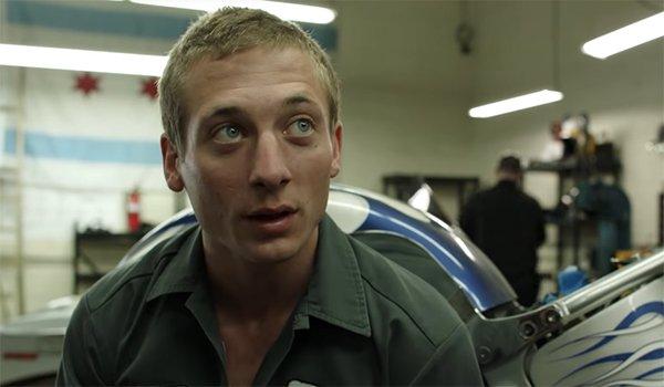 Jeremy Allen White as Lip Gallagher in Shameless