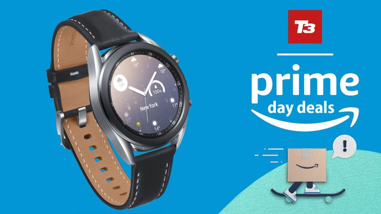 Prime Day MEGA DEAL: get the Samsung Galaxy Watch for under $240 right now!
