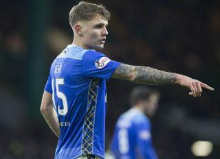 Celtic v St Johnstone – Ladbrokes Scottish Premiership – Celtic Park