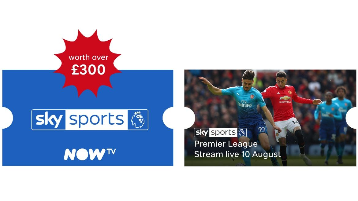 NOW TV just made Sky Sports more affordable - but only if you're quick