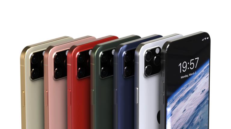 iPhone 13 Pro 5G render