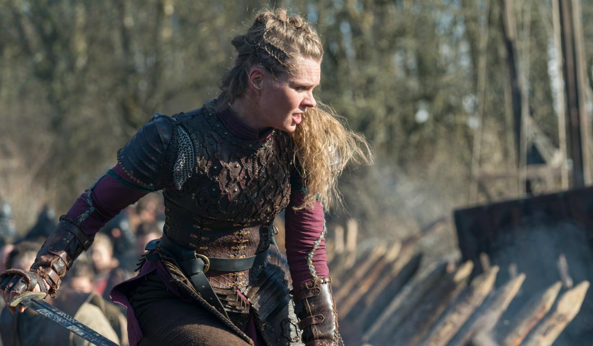 Vikings Gunnhild Ragga Ragnars History