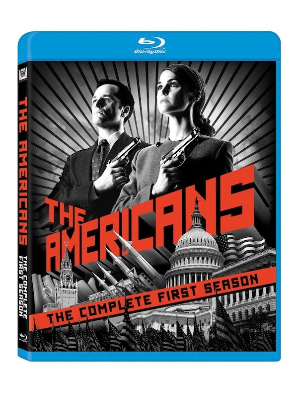The Americans box