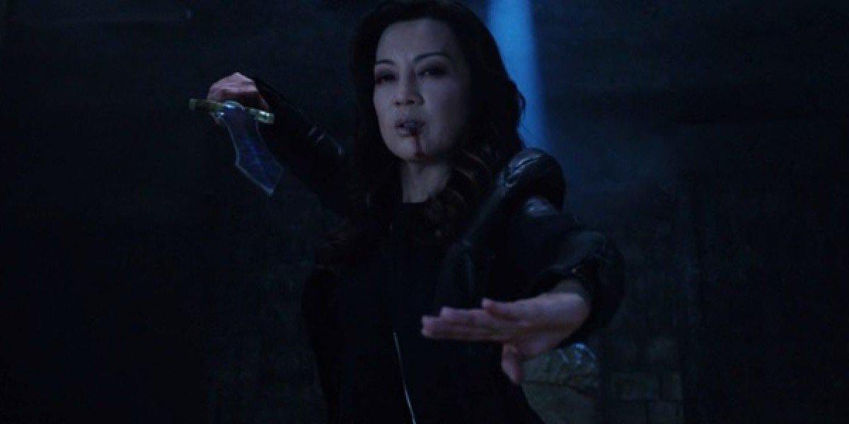 Ming-Na Wen as Melinda May